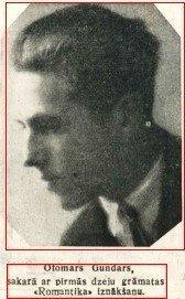 Edgars Krūmiņš (pseid. Otomars Gundars)